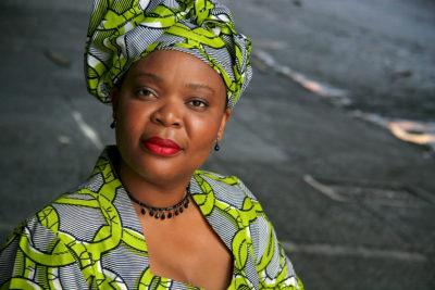 Madame Leymah Gbowee
