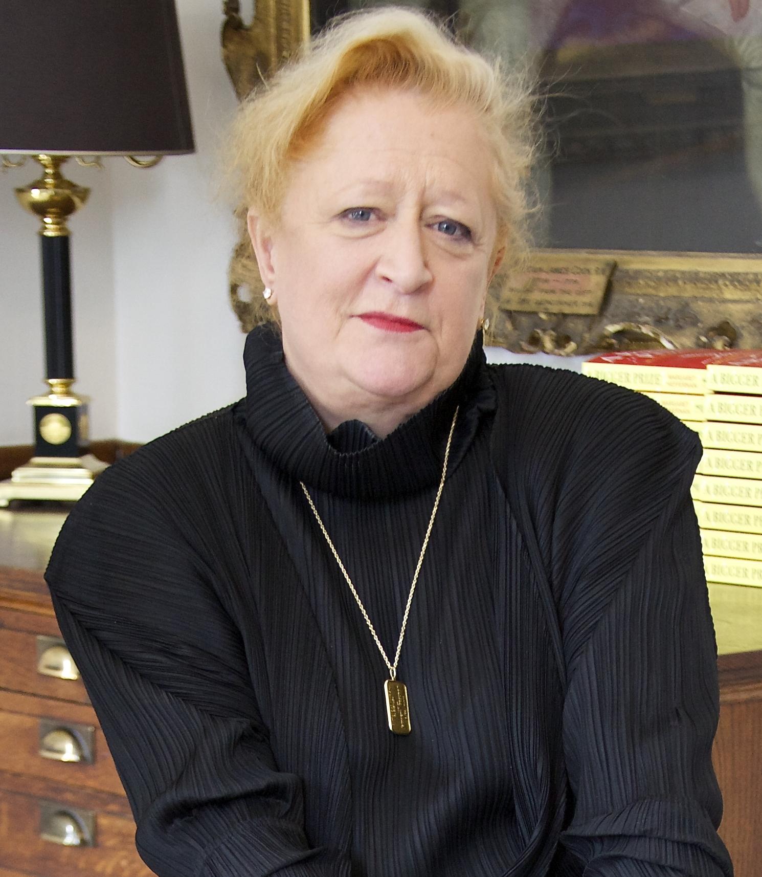 Margaret Heffernan