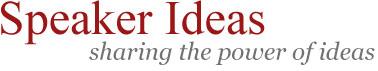 Logo Speaker Ideas